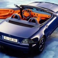 Mercedes-Benz SLK 2 Concept (1994)