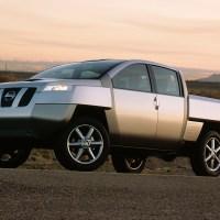 Nissan Alpha-T Concept (2001)
