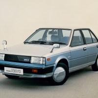 Nissan NRV II Concept (B11) (1983)