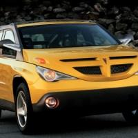 Pontiac Aztek Concept (1999)