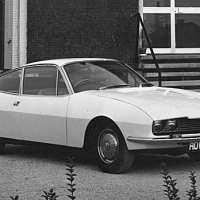 Rover 2000 TCZ Concept (1967)