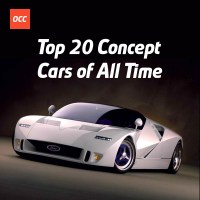 Top 20 Concept Cars of All Time
