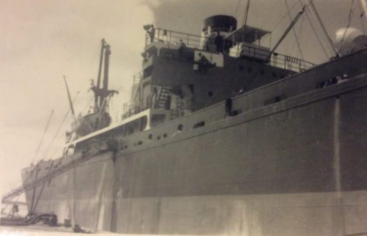 ship's profile