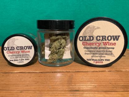 Cherry Wine jars