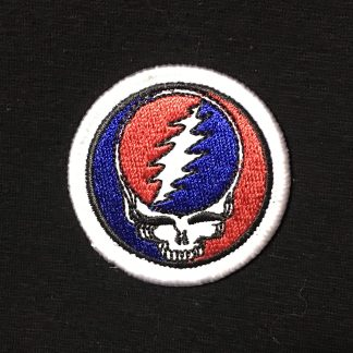 small stealie patch
