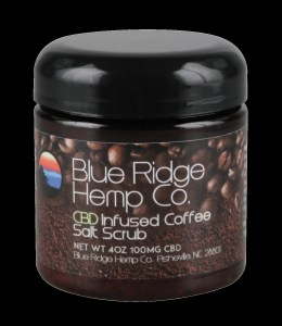 Blue Ridge Hemp Scrub - Coffee & Salt