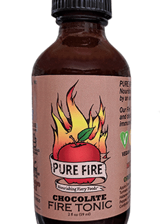 PURE FIRE - Chocolate Fire Tonic