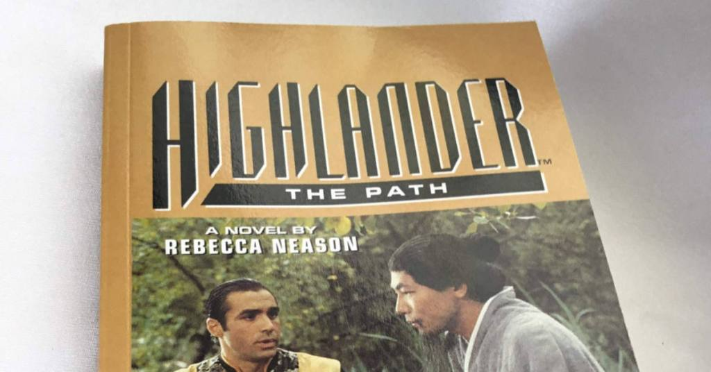 Image of Highlander The Path book title