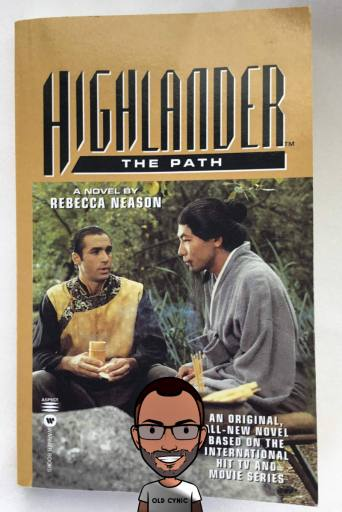 Picture of Highlander The Path book cover