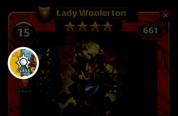 Lady Woolerton Empires and Puzzles Class