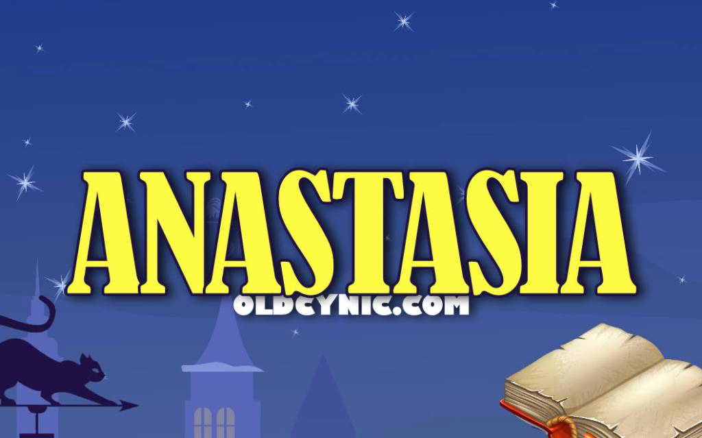 Graphic: Tower Of Magic Anastasia Empires and Puzzles
