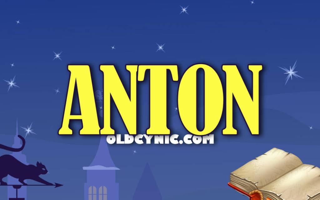 Anton hero review
