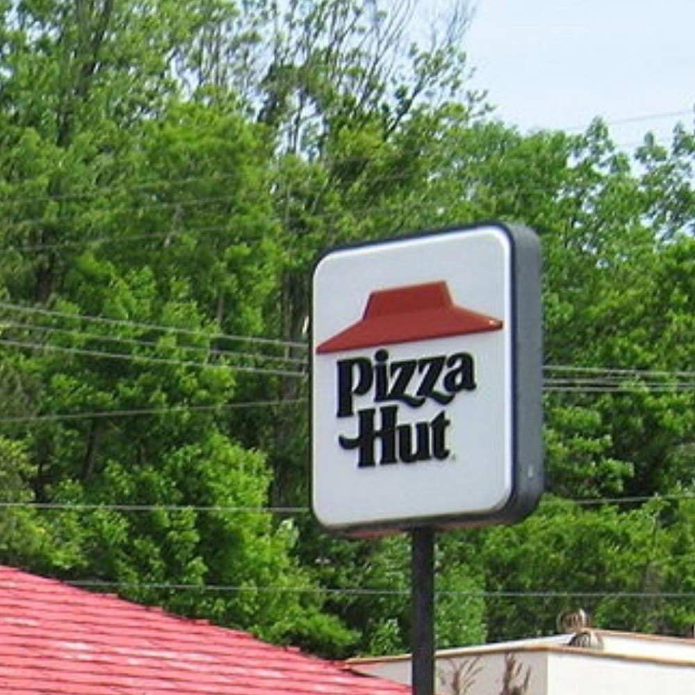 80s Nostalgia Puzza Hut