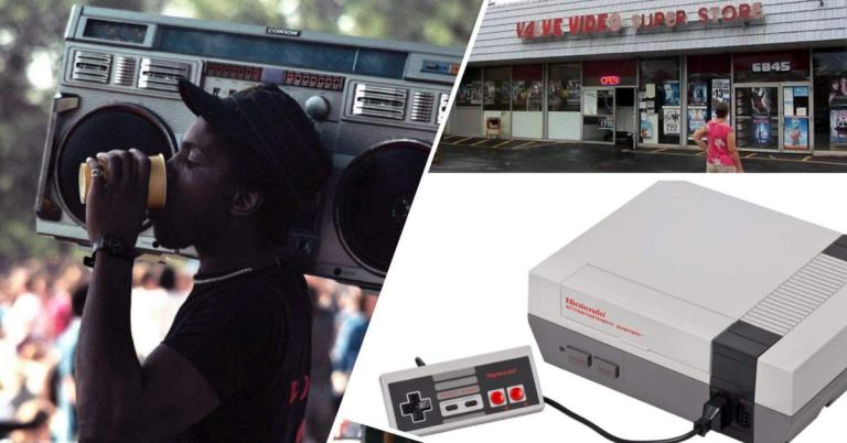 80's Nostalgia: Things we'd consider Strange today