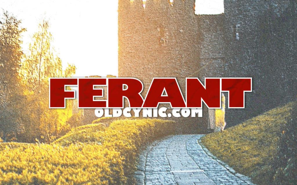 Ferant Empires and Puzzles