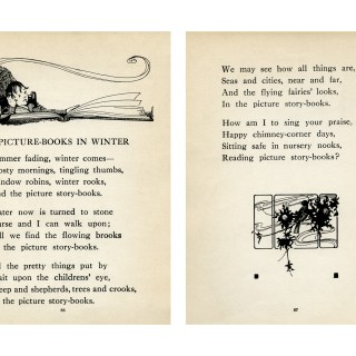 Picture Books in Winter Robert Louis Stevenson