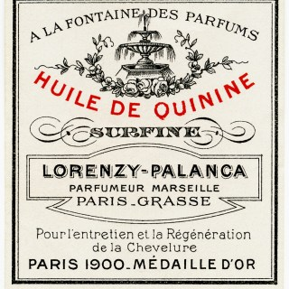 Free Vintage Images ~ French Beauty Labels