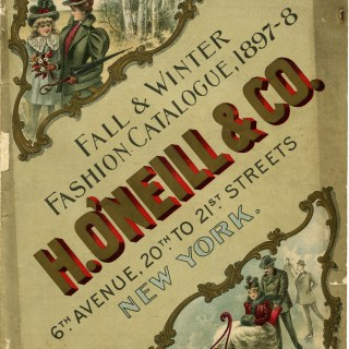Free Vintage Image ~ Fashion Catalogue Cover