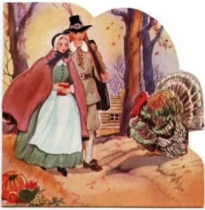 vintage bridge tally, thanksgiving tally card, pilgrim clipart, printable thanksgiving image, digital bridge score card