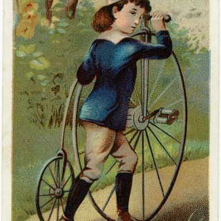 Victorian Advertising Card Lautz Soaps ~ Free Graphics