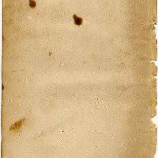 Shabby Aged Stained Endpapers