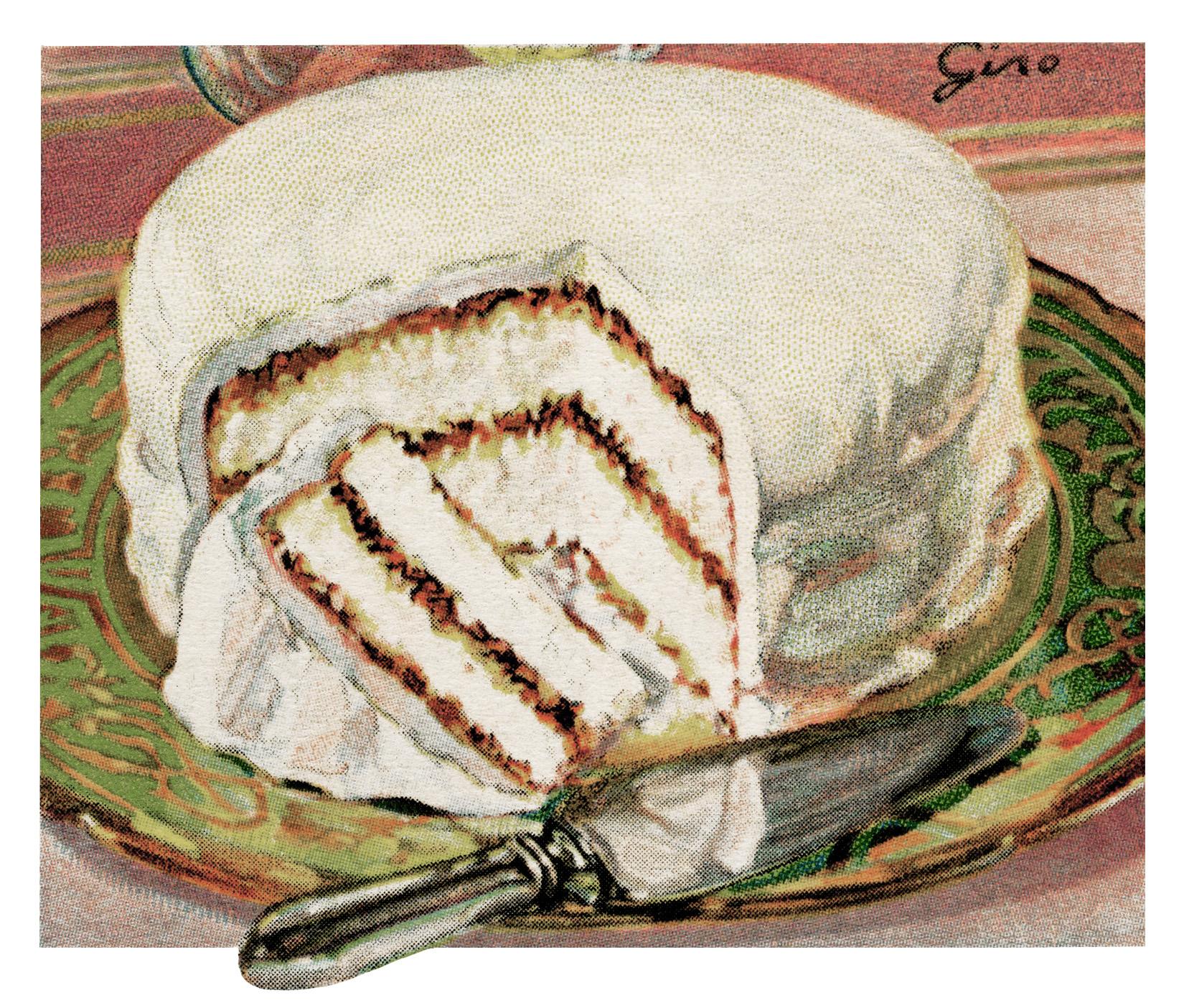 Original Lady Baltimore Cake Recipe