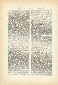 printable antique encyclopedia page