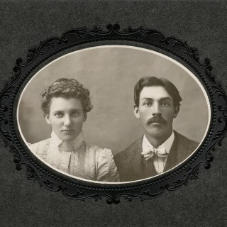 Free Victorian Printable Cabinet Card Photograph