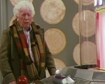 Tom Baker returns to the role!