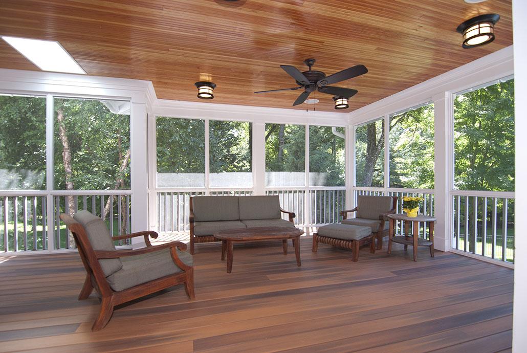 Porch, Patio & Decks - Old Dominion Building Group on Patio Renovation Ideas id=50995