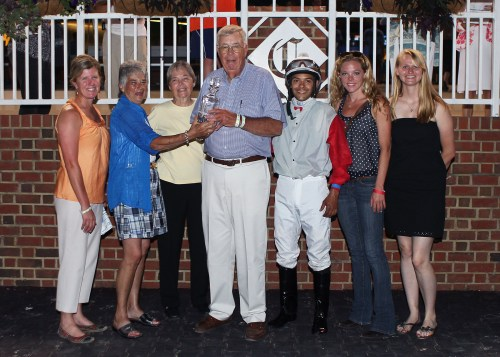 BOLTIN'_OUT_The_14th_Running_of_the_Punch_Line_Stakes_07-06-13_CNL_Presentation