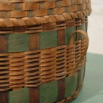 Two baskets - detail 1