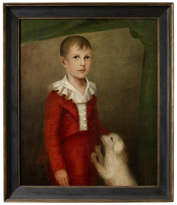 ammi phillips portrait boy