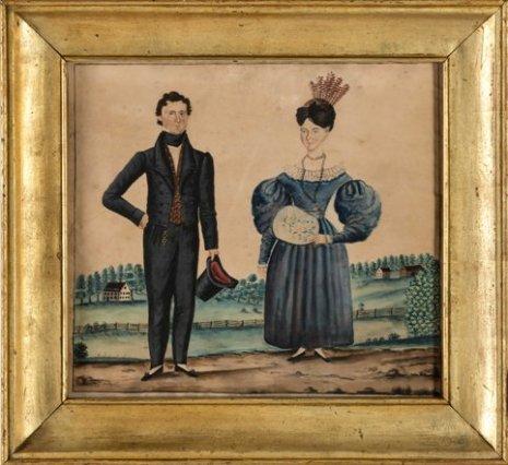 Maentel Couple - May 2018