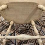 philadelphia painted windsor chair