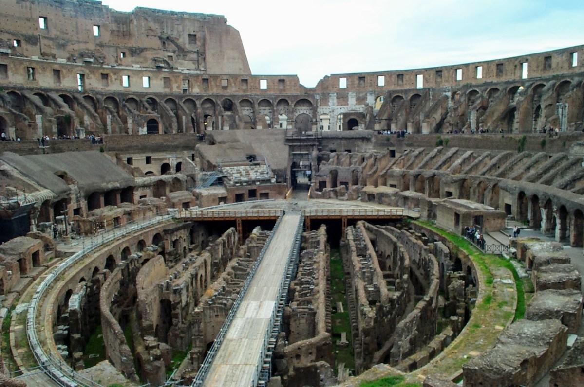 Rome and Pompei