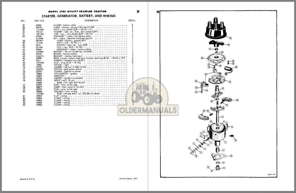 OlderManuals.com Parts Manual Example