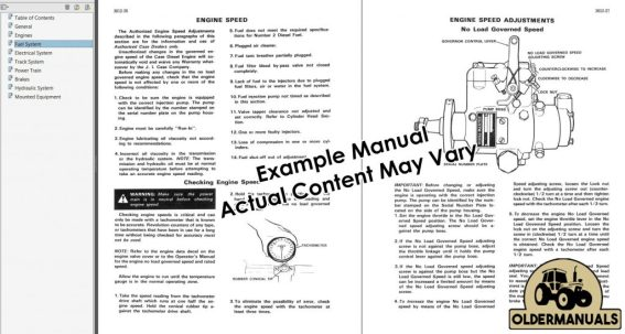 Example Service Manual PDF Download