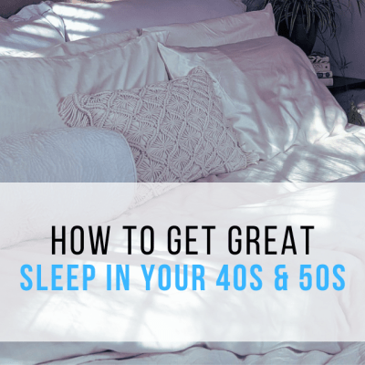 How to Get Great Sleep