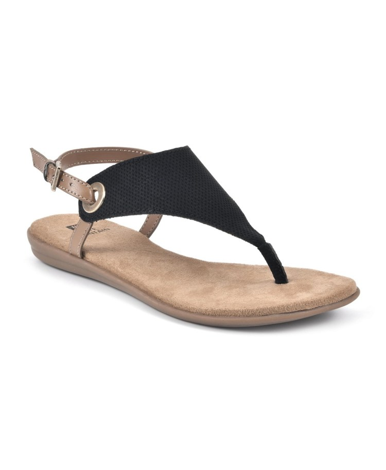 White Mountain Sandals - Cute Summer Outfits