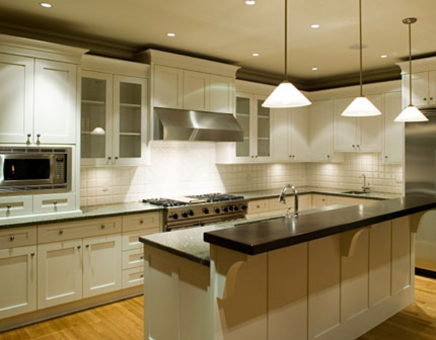 white kitchen cabinets: stylize your house | cabinets direct
