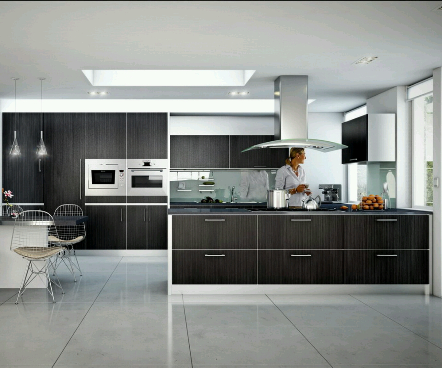 Tips Of Designing Nice And Simple Modern Kitchens ... on Kitchen Remodel Modern  id=37769