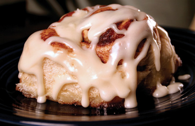 best post falls cinnamon rolls