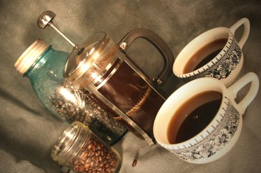 Organic French Press Coffee
