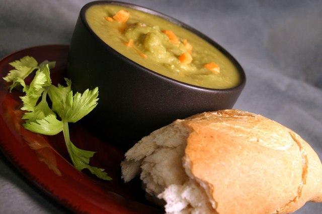 Healthy Irish Potato and Bacon Soup
