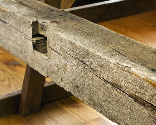 Reclaimed Wood Beams - Barn Wood Beams