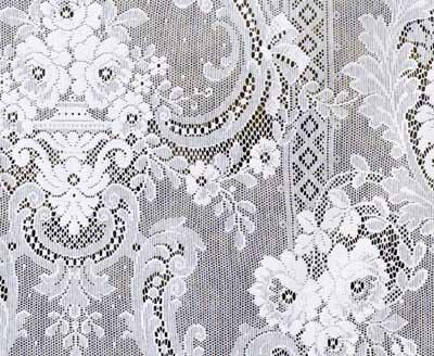 Nottingham Lace Curtain - Lucynda