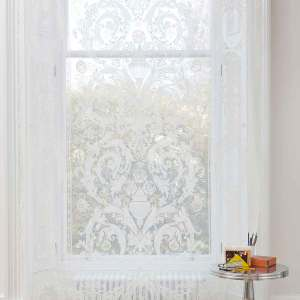 Nottingham Lace Curtain-Wreath