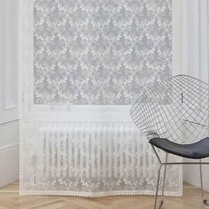 Trellis Cotton Panel