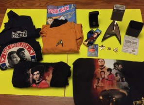 My stash from Star Trek Missions.
